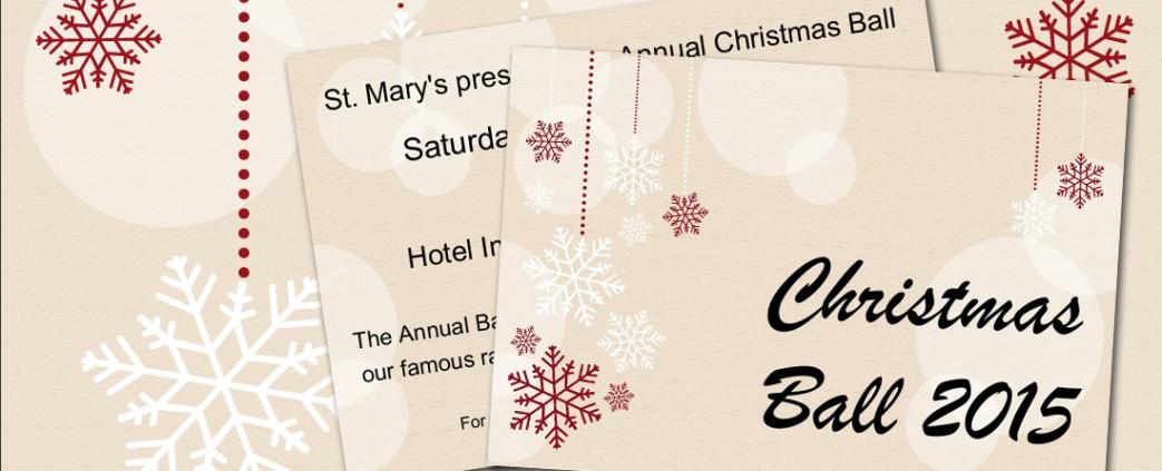 Postcard- Christmas Design 2