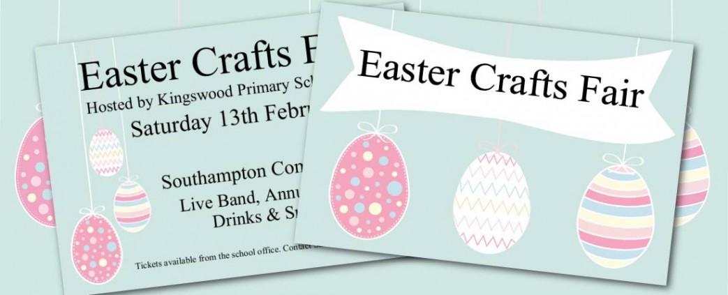 Postcards- Easter Design 1