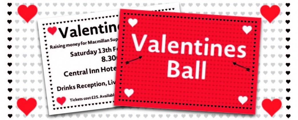 Postcard- Valentines Design 2