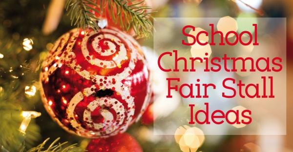 School christmas fair stall ideas raffle tickets 4u for Christmas classic art craft festival
